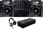 TOP DJ GEAR 2X CDJ2000 1X DJM800 PACKAGE