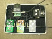 WTS: Analog pedal set up. Includes pedal box!