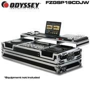 ODYSSEY FZGSP19CDJW DJ CASE COFFIN