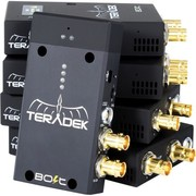 Teradek Pro Wireless HD-SDI Video Transmitter/4xReceiver