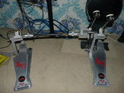 BASS DRUM DOUBLE PEDAL