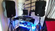COMPLETE DJ GEAR, PIONEER CDJ, SPEAKERS & STAND FOR SALE...