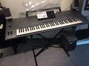 Yamaha-Tyros 5/Korg-PA3X-76-Key-keyboard/Yamaha C3 Grand Piano