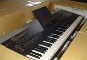 Korg Oasys 88 Key Workstation Synthesizer Keyboard==$1, 500 usd